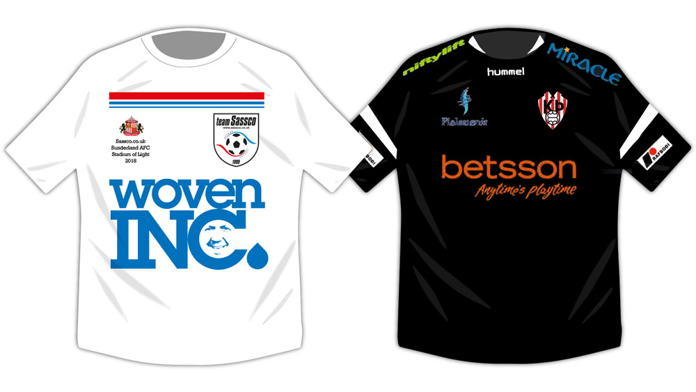 Play On The Pitch Shirts 2018