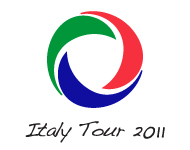 Click here to view the Italy Tour 2011.