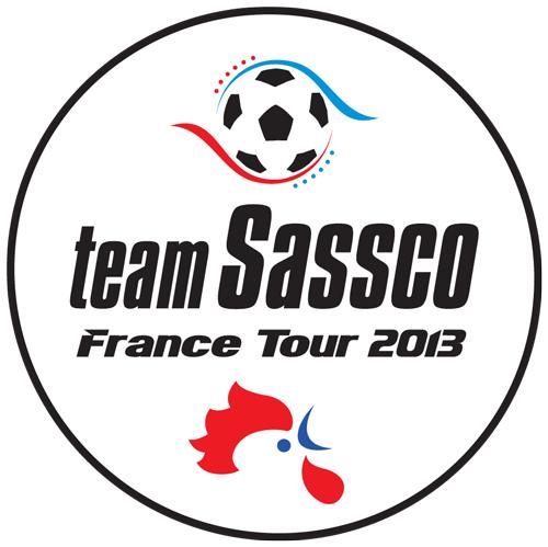 France 2013 logo.