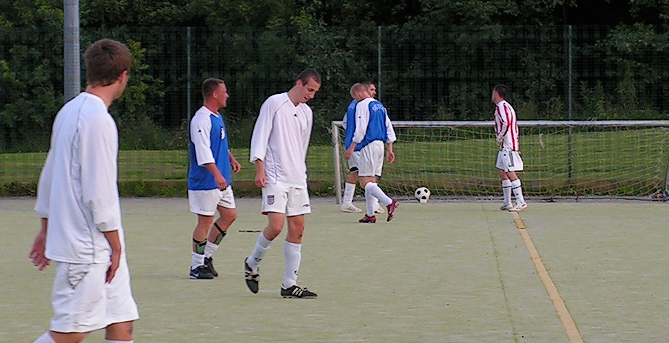 It's a goal! Duggan's Stars receive a rude awakening off Redhouse Fusion in a 4-0 defeat.
