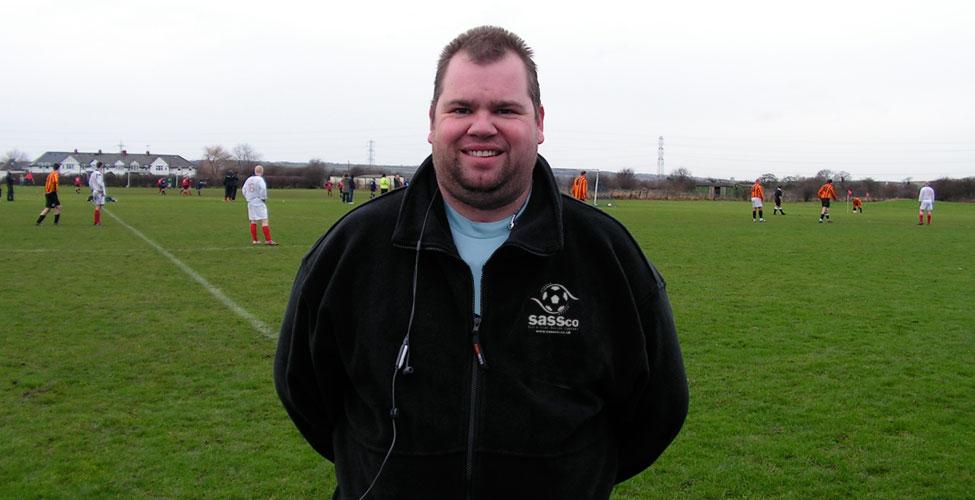 Brian Watson, Team Secretary.