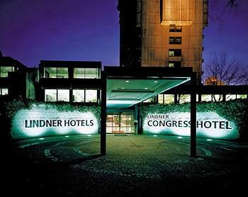 Lindner Congress hotel.