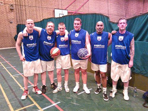 Sassco basketball team