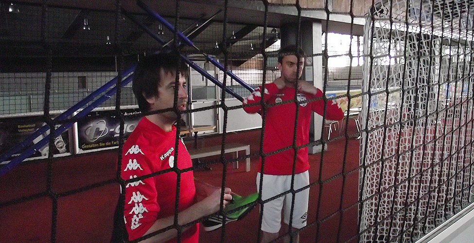 Gourlay and Ed take a closer look at the venue.