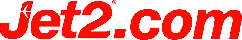 Jet2.com logo.