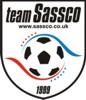 Sassco football badge