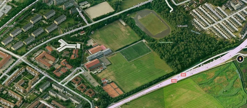 Ishøj Idrætscenter Soccer Field