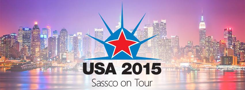 USA Tour 2015 logo