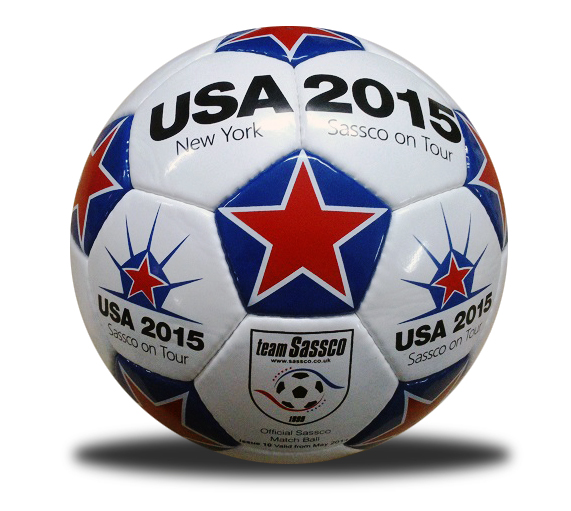 Soccerball for USA 2015