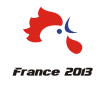 Click here to view the France Tour 2013.