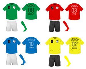 AWDis Just Cool JC001 football shirts