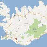 Iceland Tour map and Golden Circle rafting