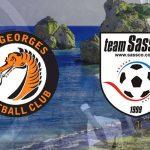 Sassco.co.uk v St. Georges FC