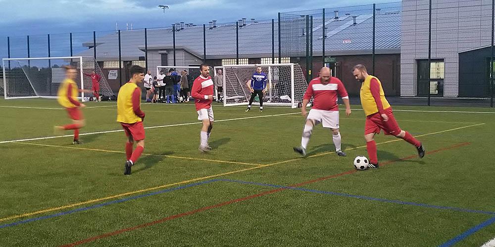 Grangetown FC v Sassco.co.uk