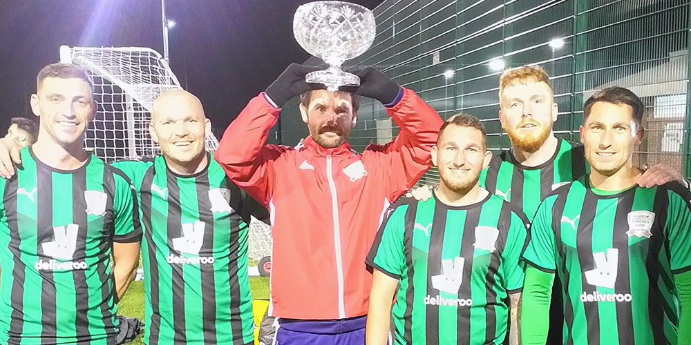 Another triumph for Carpet Centres Elite in the October Tournament.