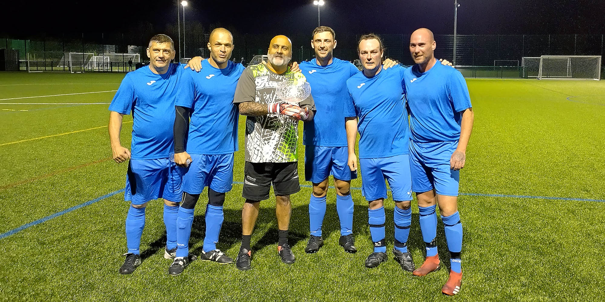 Sporting Redhouse's first triumph since 2008.