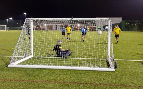 Scott Hembrough penalty