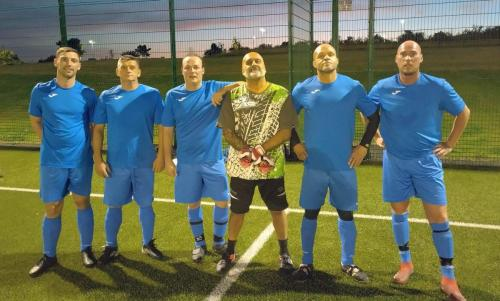 Sporting Redhouse team